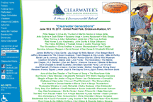 clearwater old site design by clearwater
