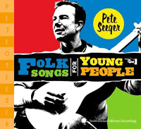 pete seeger old album pic