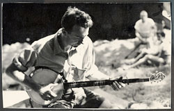 young pete seeger