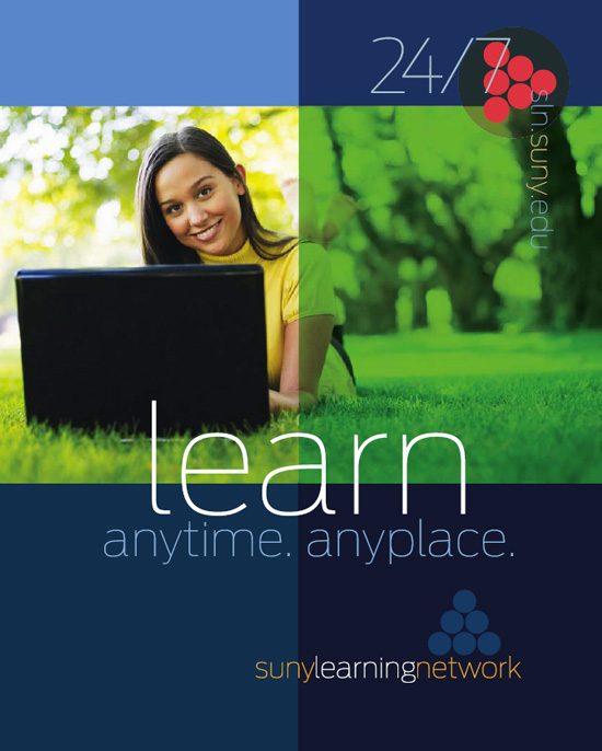 SUNY Learning Network Poster 2